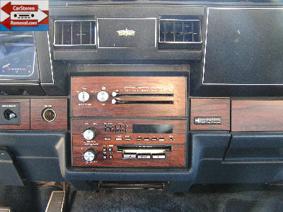 Car Stereo Service, Removal, Repair and Reinstallation
