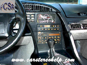 Corvette Bose Car Radio, How To Do It Yourself Car Radio Removal