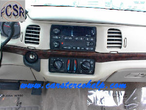 Chevrolet Impala DIY Factory Car Stereo and Speaker Removal