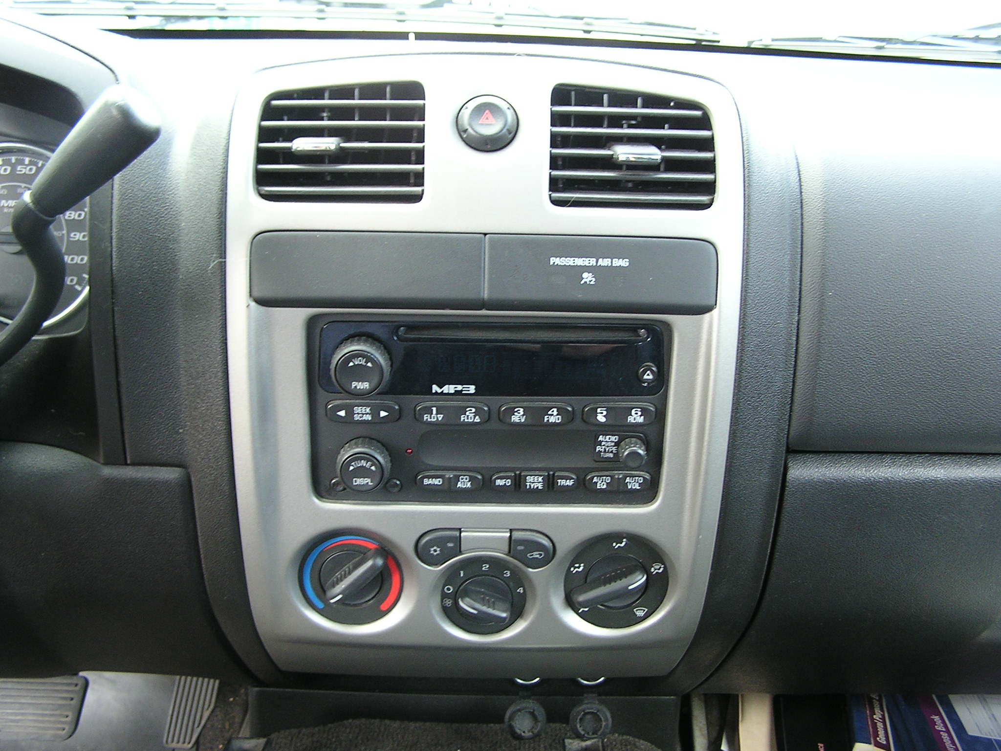 DIY GMC Canyon Car Stereo Removal, How to Remove GMC Canyon Car Radio