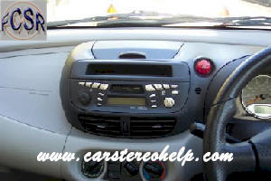 How to Remove Nissan Almera Tino Car Radio Instruction Guide