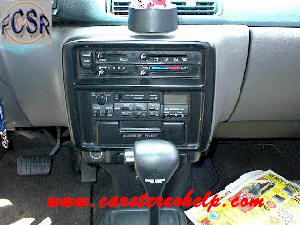 Nissan Axxess Car Stereo Removal and Installation