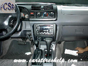 How to Remove Nissan Frontier Car Radio Instruction Guide