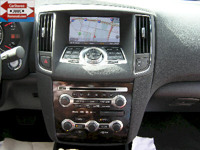 How to Remove Nissan Maxima Car Radio Instruction Guide