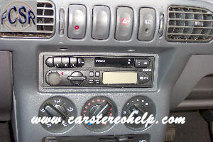 How to Remove Nissan Mica Car Radio Instruction Guide