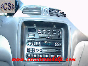 Car Stereo and CD Changer Removal Nissan Quest, Do It Yourself How to Remove Car Stereo and CD Changer Nissan Quest.