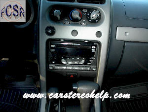 How to Remove Nissan Xterra Car Radio Instruction Guide